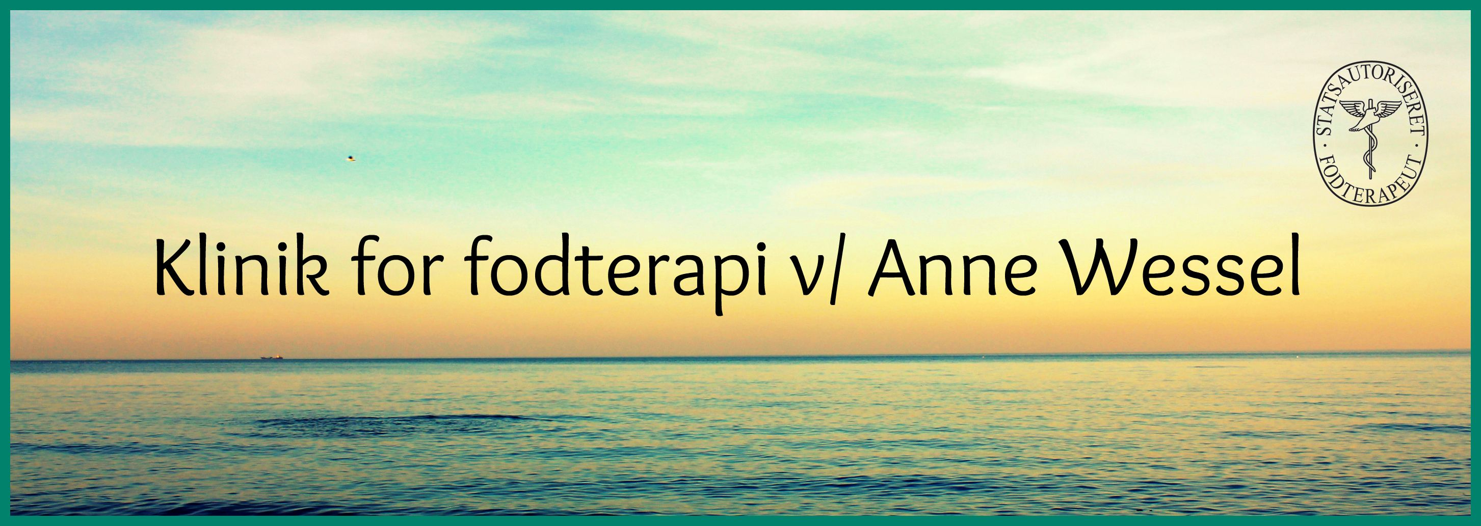 Klinik for fodterapi v/ Anne Wessel